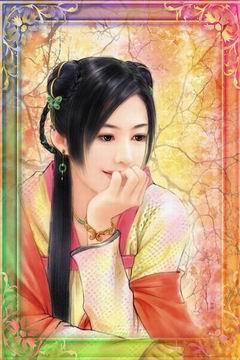 中国古代才女简谱 (原音画图文) - 与狼共舞 - 强者生存  与狼共舞