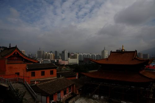 西宁印象(十)南山寺 - xt5999995 - 赵文河的博客