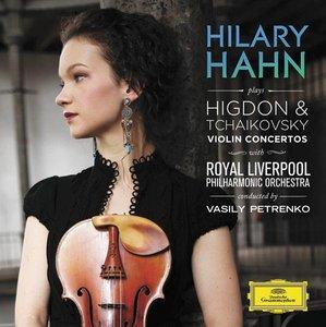 希拉里 哈恩-席格顿和柴科夫斯基的小提琴协奏曲 - kklaodai - kklaodai的博客