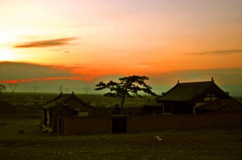 (原创)  民俗文化古堡———郑家庄 - 石岭秋云 - 石岭秋云的摄影博客