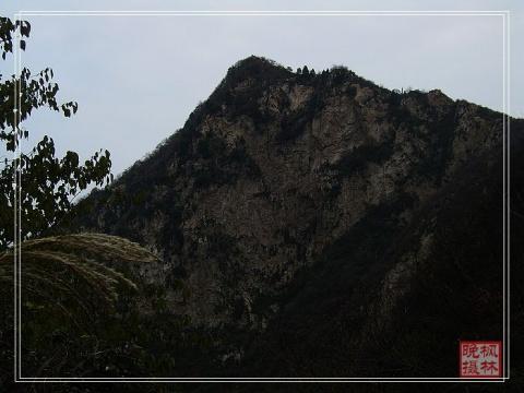 乌桑峪穿黄柏峪 - 枫林晚 - 六然居