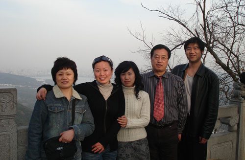 春游杭州北高峰 - hyigang - 黄一钢的博客