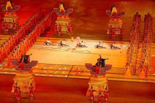 网络上的开幕式震撼照片(2) - 老榕 - 比老榕年轻