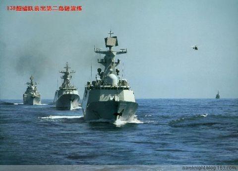 """(原创)东海问题谈判与""""绝对优势""""! - 亮★艦! - Sea Quiver"""