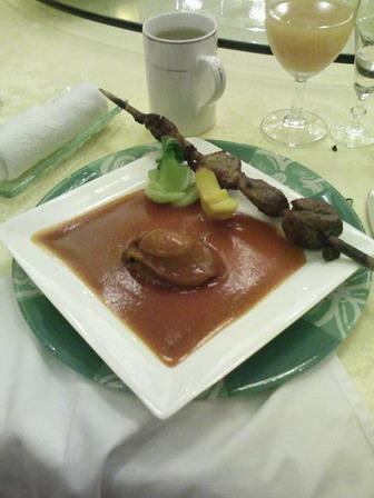 乌鲁木齐的晚宴... - szspider - 张春晖的博客...