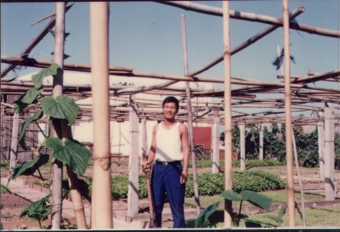 16年前永暑礁老兵的守礁日记——23 - 汉子 - 汉子的博客