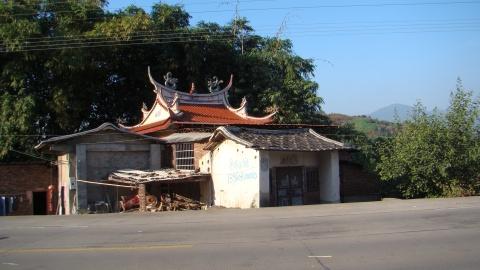闽南宫庙记略(74):私庙万安堂 - 老陶 - 闽南民俗、风物