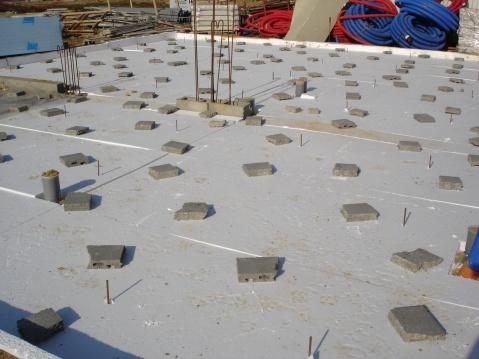 法国民居别墅的建造(十一) 别墅底层楼板下的防水和保温处理 - pfspfs666.popo - 反三的博客