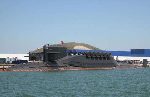 """【少校简评】中国战神核潜艇""""静""""的让人窒息 - 陆战队少校 - 陆战队少校-【少校时评】博报"""