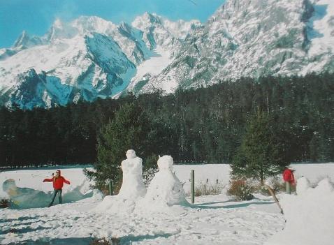 玉龙雪山 - 憨憨 - 寻春