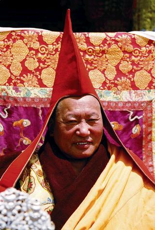 至尊怙主蒋扬希热坚赞仁波切传略 - 回向众生 - 回向众生