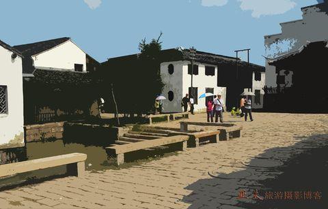 (原摄)苏州阳澄湖风光 - 高山长风 - 亚夫旅游摄影博客