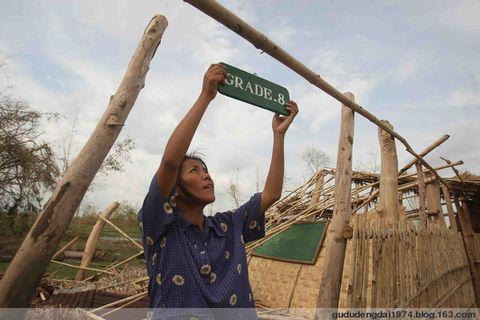 灾难记录和思考:从缅甸到四川 (一) - 以学术的名义调情 - 龙灿