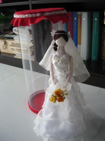 韩国娃娃-装饰盒 - lily - lilys house