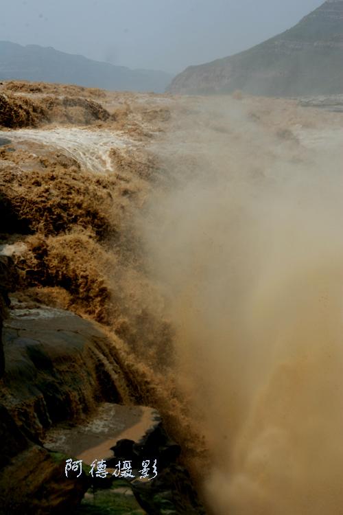 北京陕西自驾之七壶口瀑布 - 阿德 - 图说北京(阿德摄影)BLOG