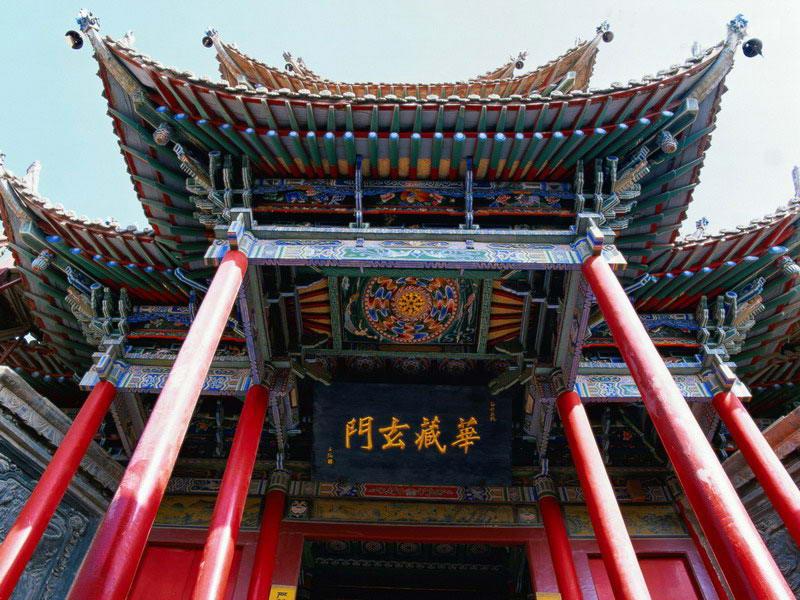 (原创)  京城之韵——故宫篇 - 兴华 - 大漠雄鹰