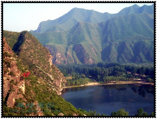 【原创图片】穿越白河峡谷-3/6 - 珠峰 - 插上飞翔的翅膀