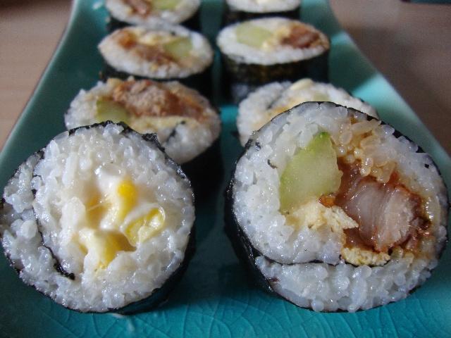香甜沙拉寿司   - 小芊芊 - 小芊芊