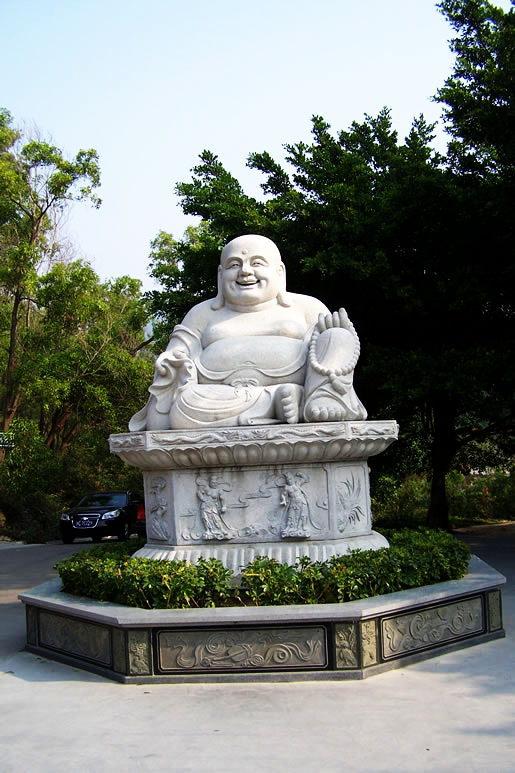 珠海斗门金台寺掠影(组图) - 恋石斋 - 恋石斋