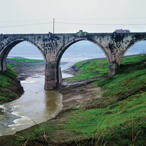 龙门桥 - 颜长江 - YANCHANGJIANG