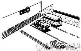 城市道路驾驶技巧与禁忌(图))