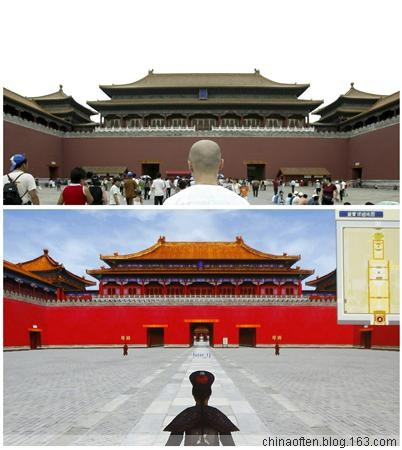 """虚拟故宫""带你网游紫禁城Visit Chinas Forbidden City -- as a virtual eunuch - chinaoften - 奥风英语oftenenglish的博客"