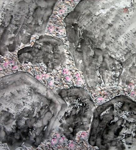 画家道白(4) - 苏文 - 中国当代美术家——路中汉