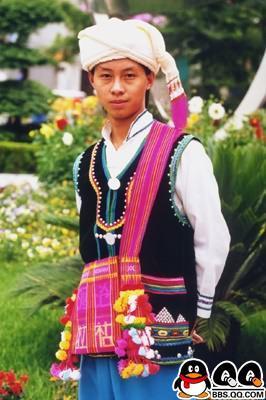 中国56个民族传统服饰