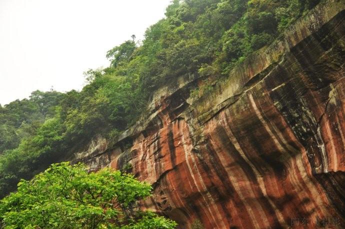 贵州丹霞谷 - 陶东风 - 陶东风