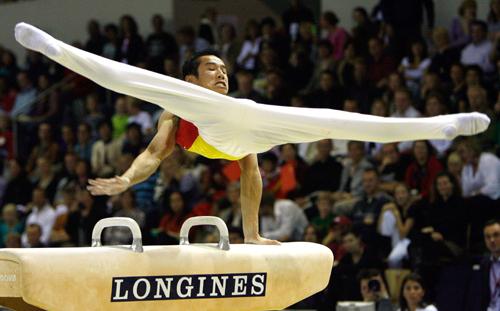 奥运会冠军趣事之三:肖钦是怎样被发现的?(组图) - 王南方 - 王南方的博客