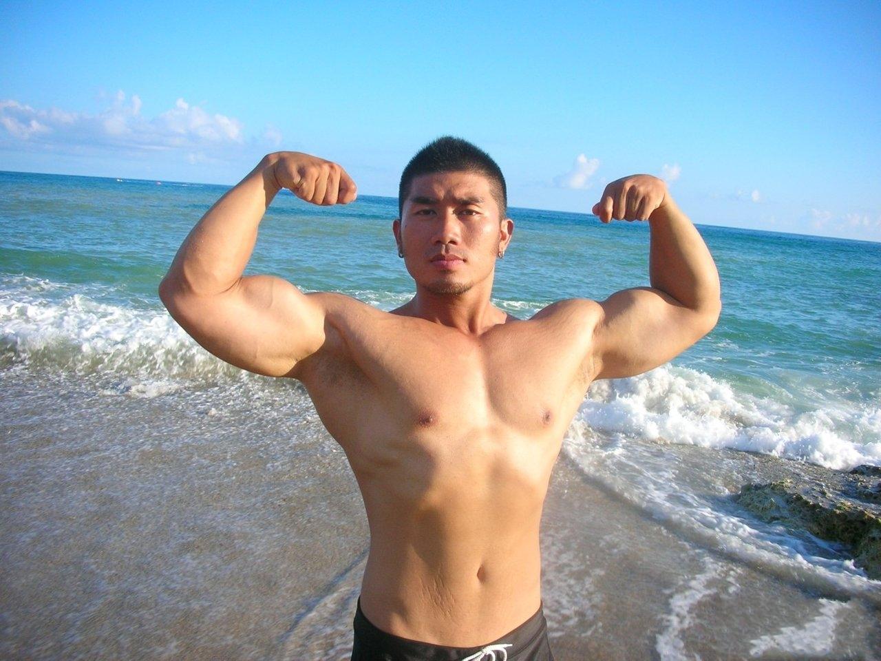 【转载】壮男的肌肉 - 军梦 - 壮帅中年的博客