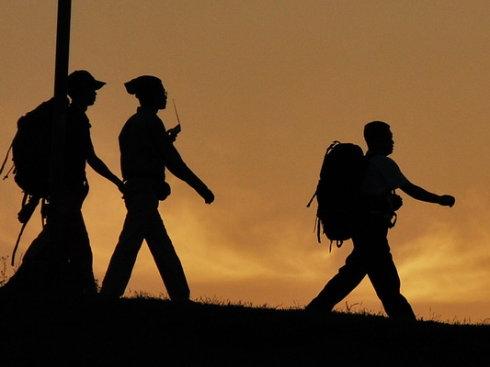 心是不倒的长城 - 行走40国 - 行走40国的博客