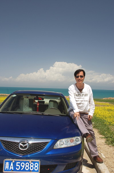 青海湖游记:青海湖青 油菜花黄 - 黑客老鹰 - 我是老鹰的博客