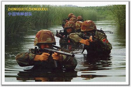 中国特种部队 图片欣赏图片