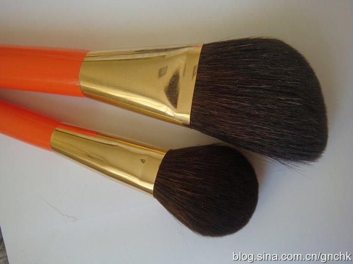 刷刷專輯之4: Cici K 系列化妝刷及其他品牌相似刷之對比 (臉部篇) - 小住住 - 住住美妝瘦身分享 (網易版)