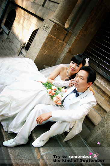 记忆的九月 - 季候风摄影工作室 - 季候风外景婚纱摄影-广州婚纱摄影工作室