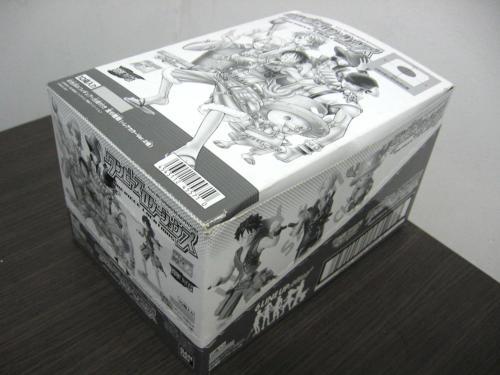 海贼王WII游戏造型盒蛋-无尽的冒险 - 恶魔果实 -