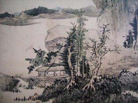 引用 罗昌老师中国山水画技法讲座第七讲 - niwenquan.good - 拾美苑