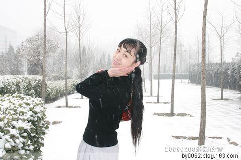雪舞的时光 - by0062 - 影子的博客