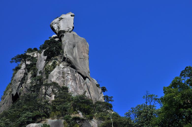 [原摄]三清山的奇石 - 歪树 - 歪树