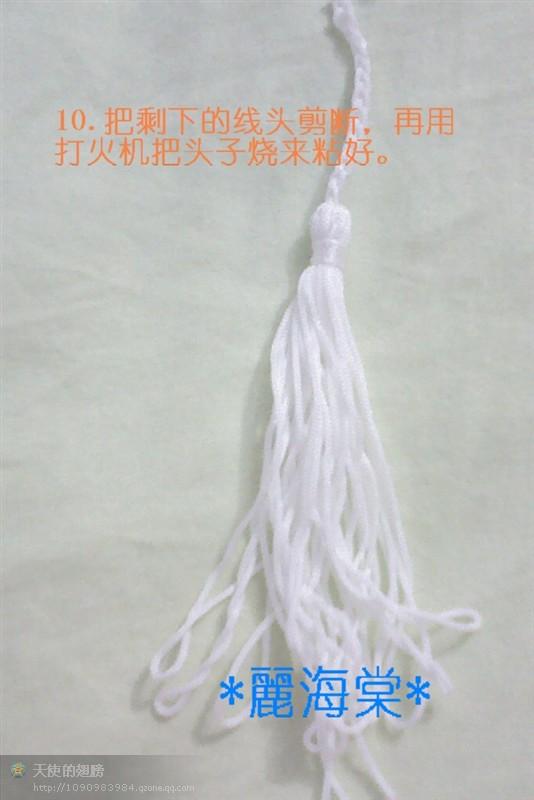 跟我学做流苏 - 停留 - 停留编织博客