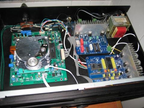 我的CDM4转盘 - arbore - 点-线-面 创造出无限可能