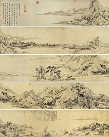 引用 引用  中国十大传世名画赏析 - 担心迷惘 - wei9yunfei的博客