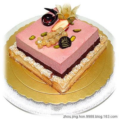 漂亮特别的生日蛋糕(多款) - 理睬 - .