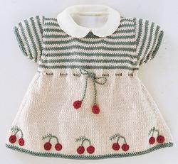 引用 带草莓果的毛衣短裤织法 - 玲珑剔透 - 玲珑剔透的家园