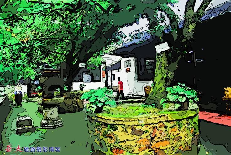 (原摄)太湖一隅 - 高山长风 - 亚夫旅游摄影博客