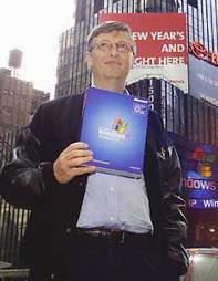 比尔.盖茨简历 - 付出第一次 - 时空之缘(哎呀,思考中……)