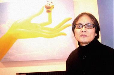 专访画家张奇开--熊猫代表我的文化态度 - 外滩画报 - 外滩画报 的博客