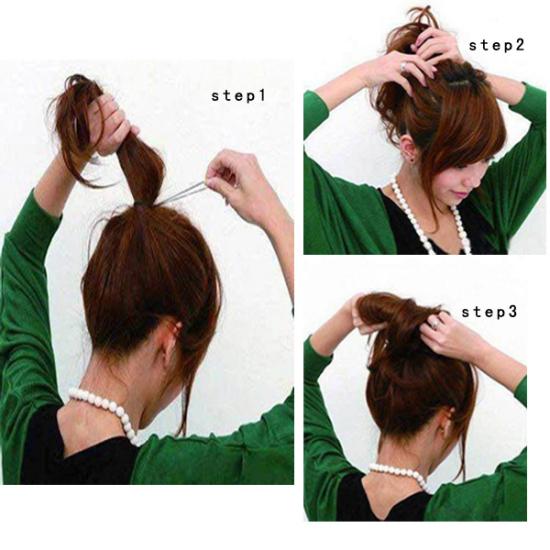 教你变美的100种潮流发型 - 上善若水 - 心若幽岚