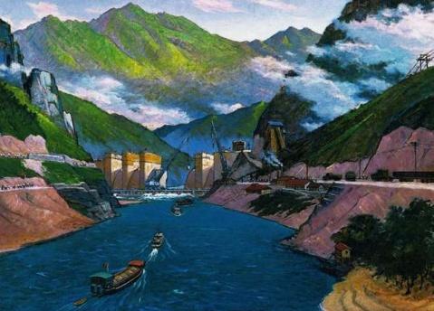 中国美术馆油画藏品库 - 香儿 - 香儿